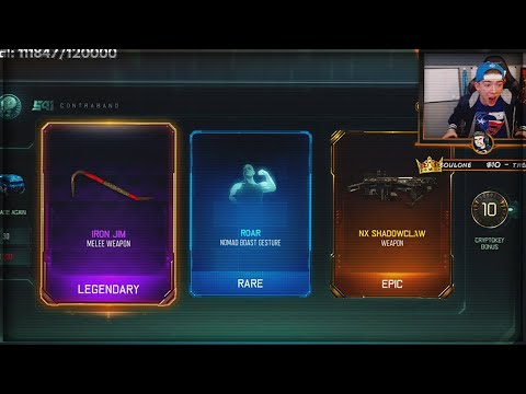 NEW WEAPONS REACTION! LEGENDARY