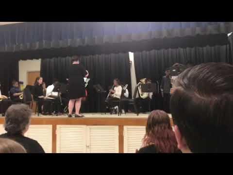 Ireland Drive Middle School Concert