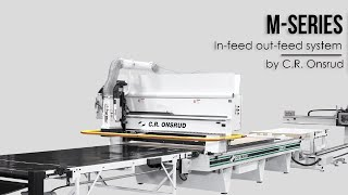 M-Series CNC Router (Panel Processing Edition) by C.R. Onsrud