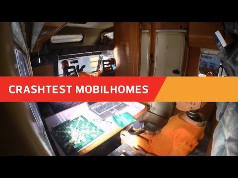 Crash test: camping cars