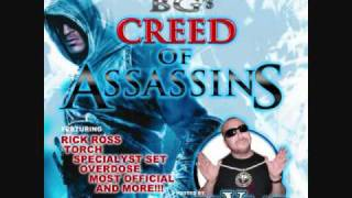 Download BG's Creed of Assassins: Mic Angelo- I Am Freestyle MP3 song and Music Video