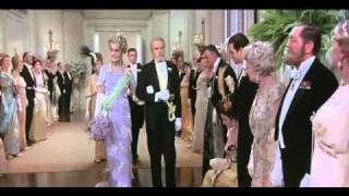 My Fair Lady - Audrey Hepburn at Glamorous Embassy Ball