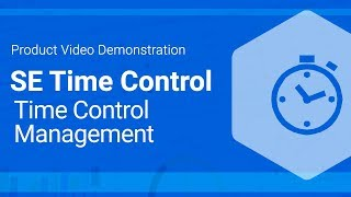 Time Control Management Software | SE Time Control | SoftExpert