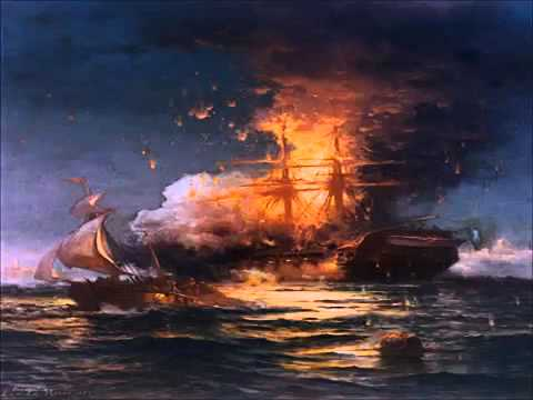The Second Battle of Tripoli Harbor - Part Of The First Barbary War