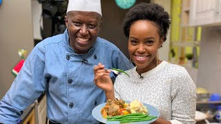 Kenyan Festive Meals with Chef Raphael(Interview with Sharon Mundia) part 1