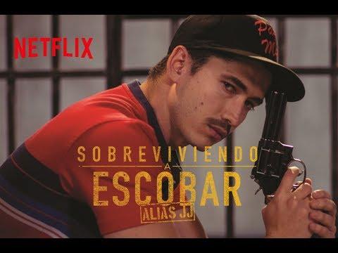 Sobreviviendo a Escobar Alias JJ - Trailer l Netflix