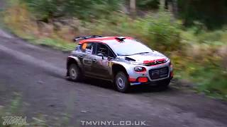WALES RALLY GB 2018 HIGHLIGHTS & CRASHES // FAN FOOTAGE