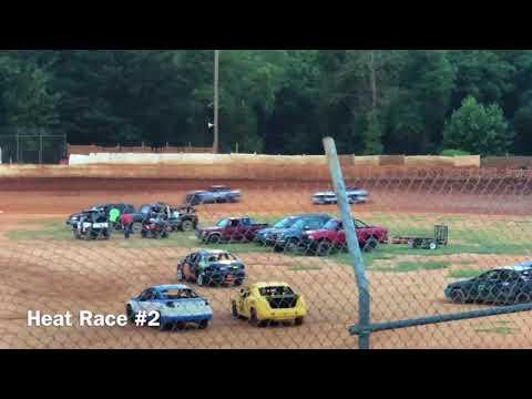 Thunder Bomber 6/9/18 Harris Speedway