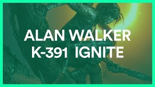 K-391 x Alan Walker - IGNITE (Ft. Julie Bergan & Seungri) [BASS BOOSTED]