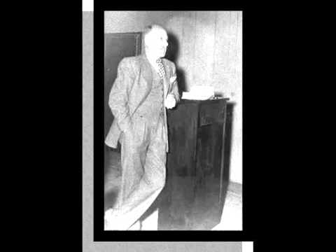 Halldór Kiljan Laxness - Báðum kemur betri tíð [1949] [HQ]