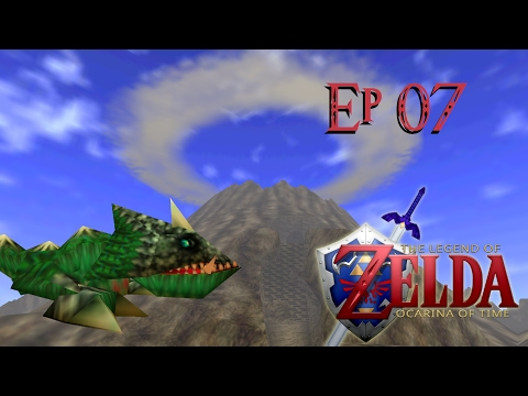 Zelda: Ocarina of Time - Kevin broke the wall - EP 07 Gamingold