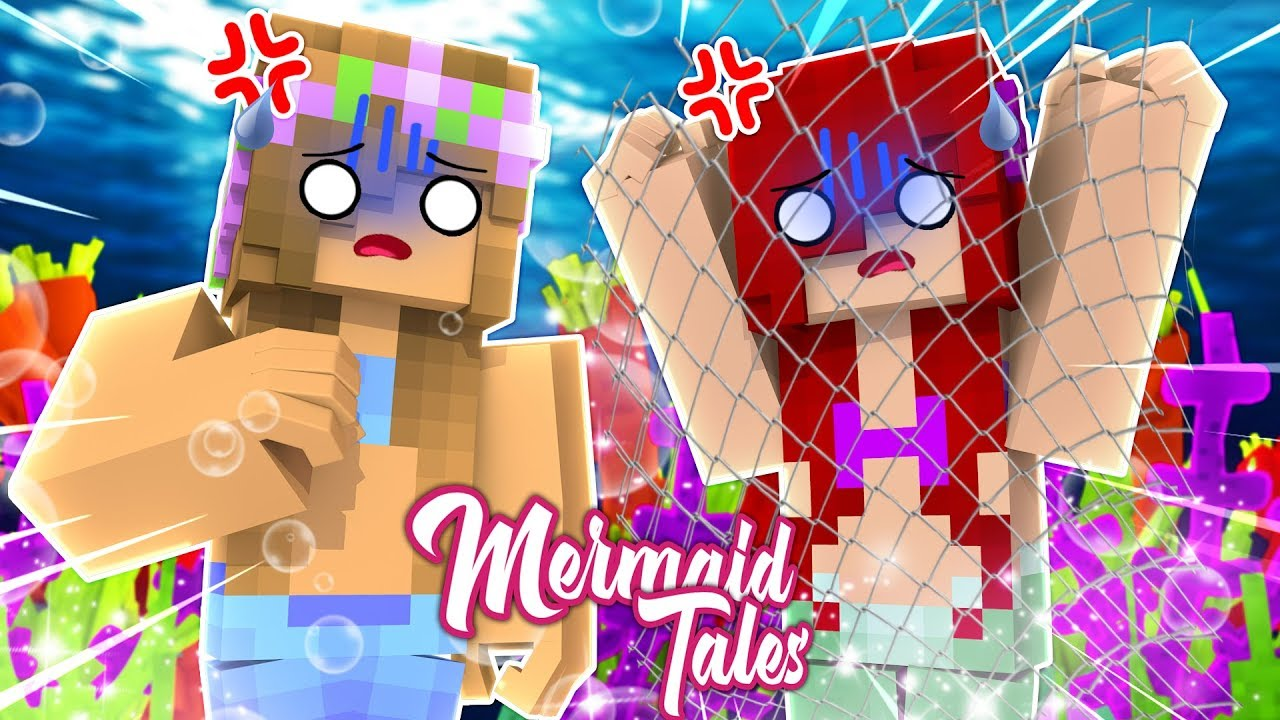mermaid-tales-princess-ariel-gets-kidnapped-1-minecraft-custom-modded-roleplay-little-kelly