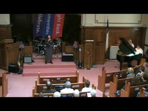 Kelly Johnson Sings MEMORY