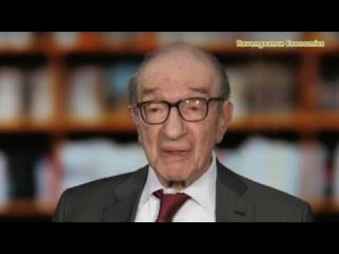 [ Alan Greenspan ] 2nd May 2017 Global economy Outlook, Trump budget and Growth