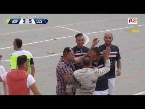 Asprine VS Cosmopolitan  - Torneo San Matteo 2^ Semifinale