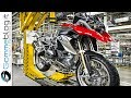 HOW IT'S MADE: How To Assembly BMW Motorcycle - Moto Factory Plant Berlin