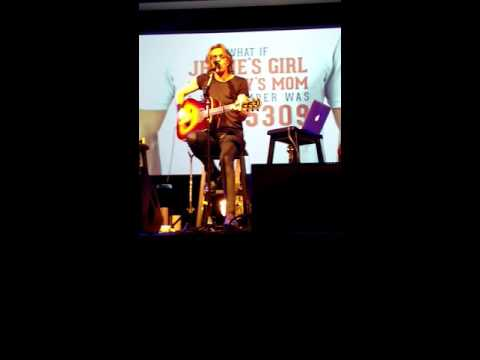 JESSIE'S GIRL MASH-UP by RICK SPRINGFIELD (12/06/15)
