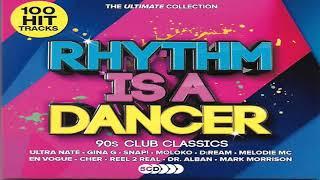 VA - Rhythm Is a Dancer - Ultimate 90s Club Anthems (CD:3-Track:1)