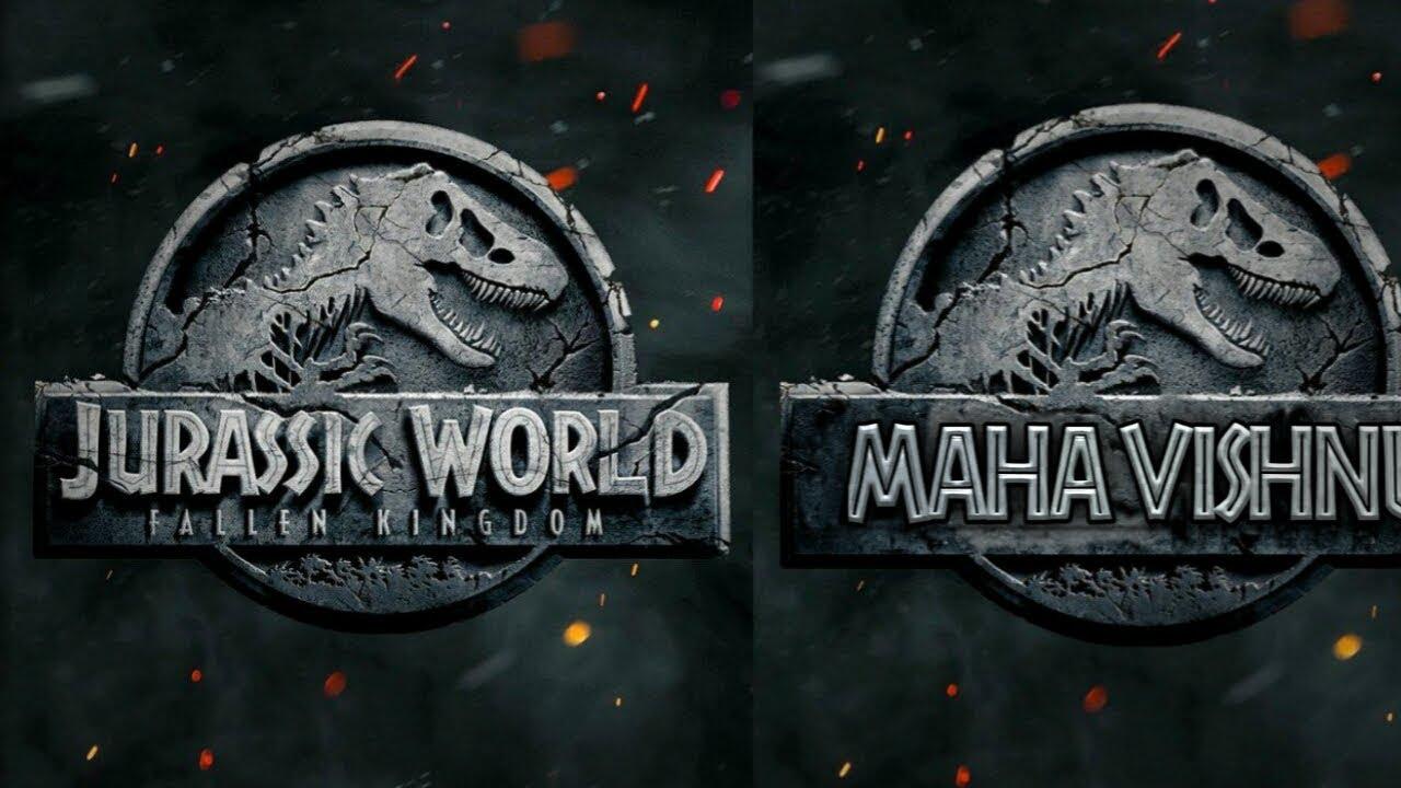 Jurassic World Title font ttf in pixellab /Tamil Tech Idea