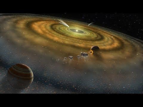 Nascita del sistema solare.