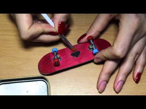 Видео Французкий маникюр на маленькие ногти