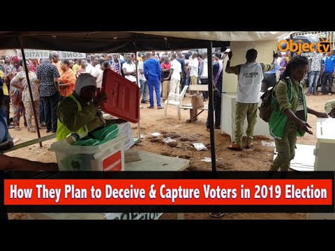 Important Explanation about INEC's Voters Register for 2019 General Elections