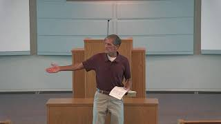 2020 08 23   AM Sermon   Richard Perry