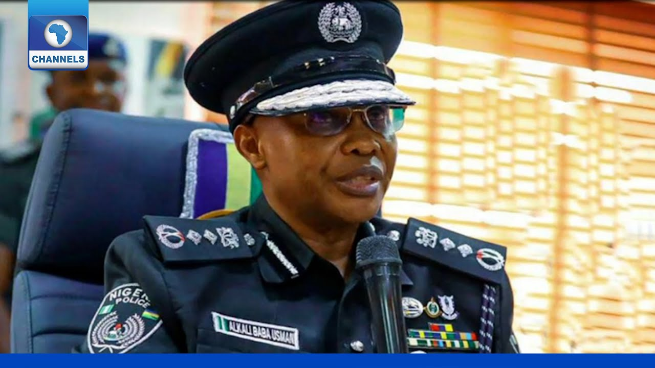 Police Council Confirms Appointment Of Usman Alkali Baba As IGP - YouTube