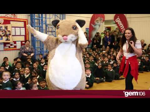 Sam and Amy Assembly Tour: Uplands Infant School