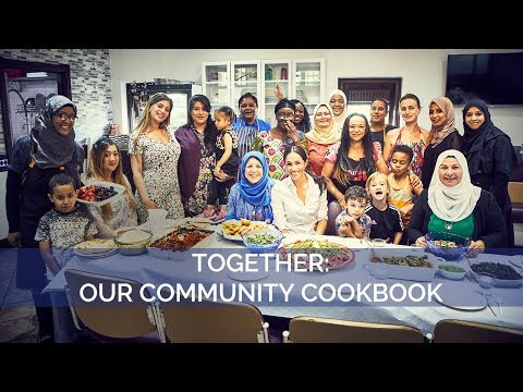 The Duchess of Sussex supports 'Together' cookbook celebrating community kitchen