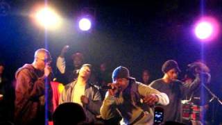 Wu-Tang Clan - Careful (Click, Click) at Northern Lights