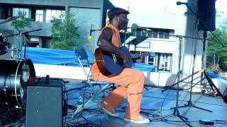 Bless Your Heart (acoustic) - Clinton Fearon @ Fanihi Festival, Guam - 2010, May 1st