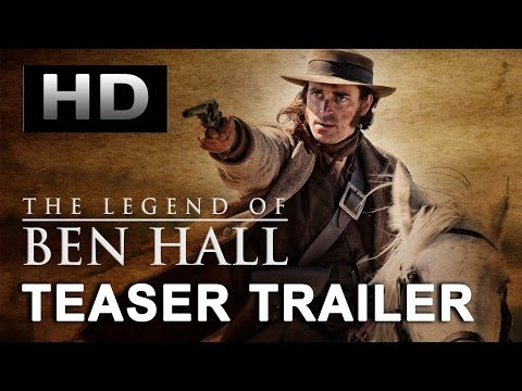 THE LEGEND OF BEN HALL (2016) Teaser Trailer #1 [HD] Australian Movie