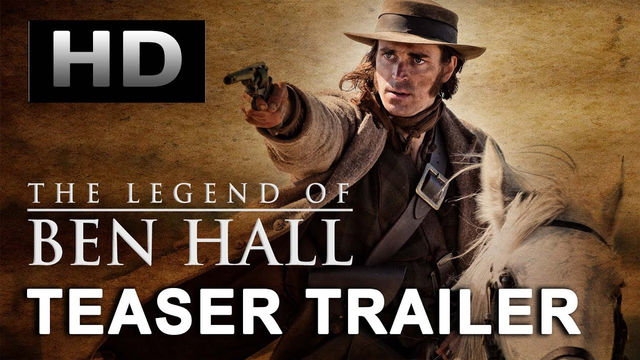 Download THE LEGEND OF BEN HALL (2016) Teaser Trailer #1 [HD] Australian Movie