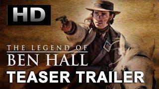THE LEGEND OF BEN HALL (2016) Teaser Trailer #1 [HD] Australian Movie