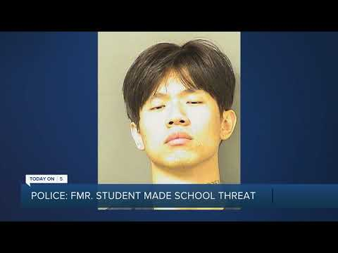 Police: Former student threatened to shoot up Santaluces Community High School