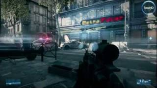 Battlefield 3 HD gameplay RELOADED