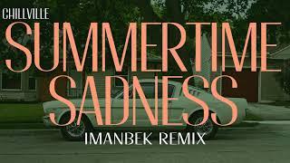 """Imanbek - Summertime Sadness """"BassBoost"""" (Lyrics)   Extended Remix"""
