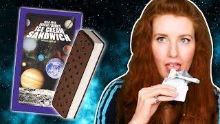 Irish People Try Space Food