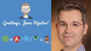 Virtual meetup with Julien Dubois - Java champion and creator of JHipster