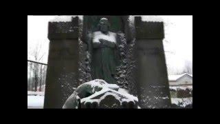 Санкт Петербург  Некрополь  Январь 2016  Александро Невская лавра(, 2016-02-10T18:52:51.000Z)