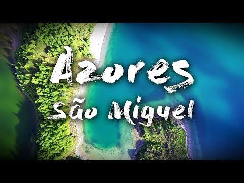 Azores - Sao Miguel (4K / 2017)
