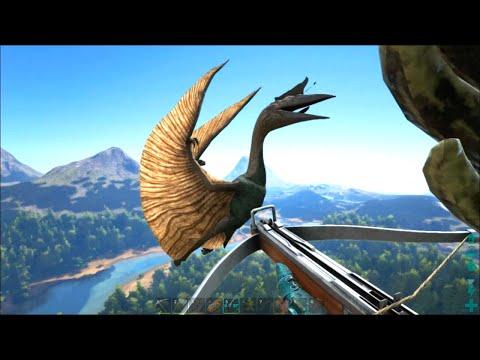 ARK Survival Evolved #19: Quetzal Sniper Fortress