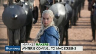 Be Afraid, `Game of Thrones' Looks Real in IMAX
