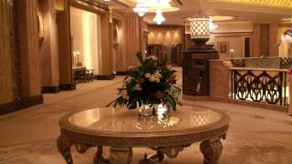 emirates palace hotel abu dhabi exclusive video of the palace suite hd 1080p