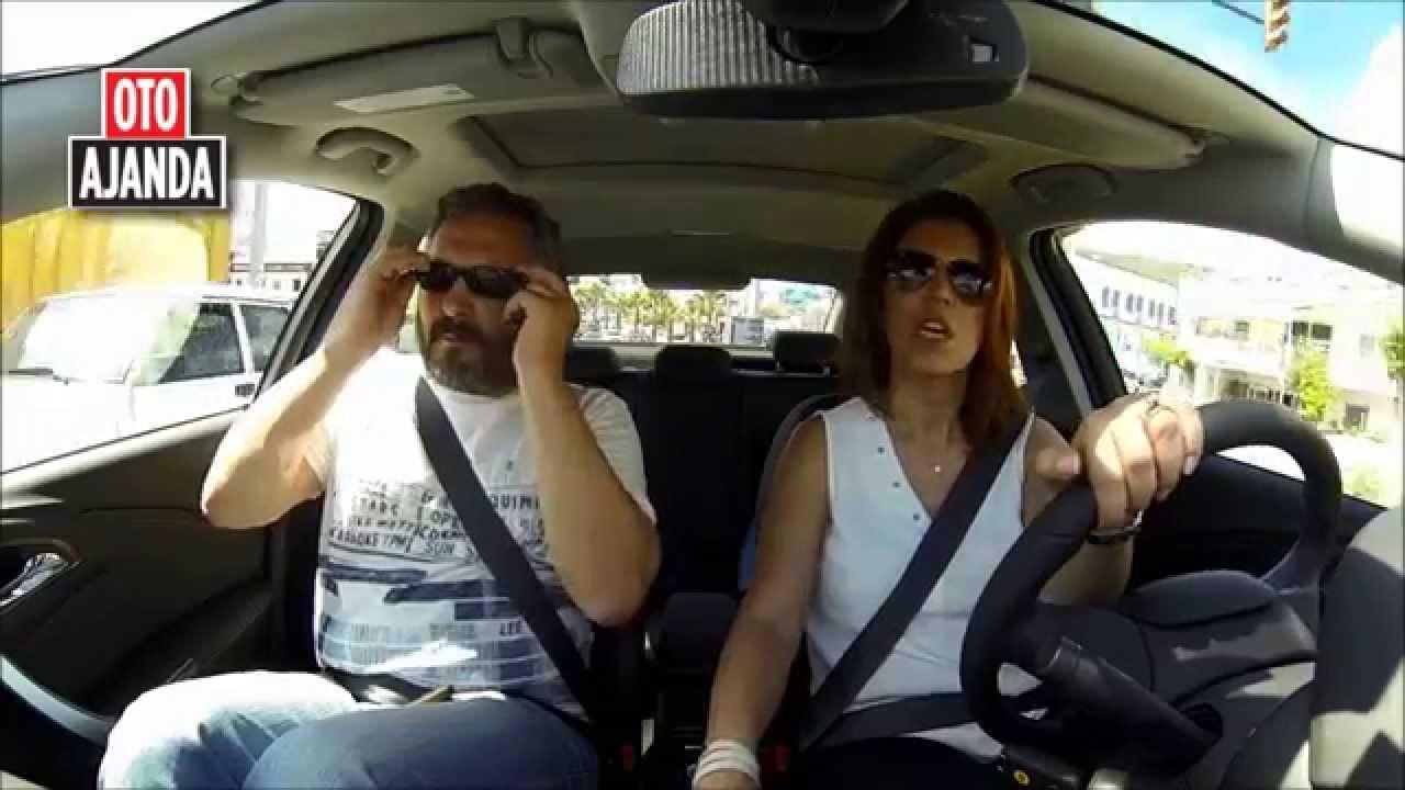 Yeni Opel Astra Test Surusu Otoajanda Com Youtube