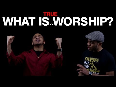 Mins of Awesome: Emotional plus Hyped is WORSHIP?