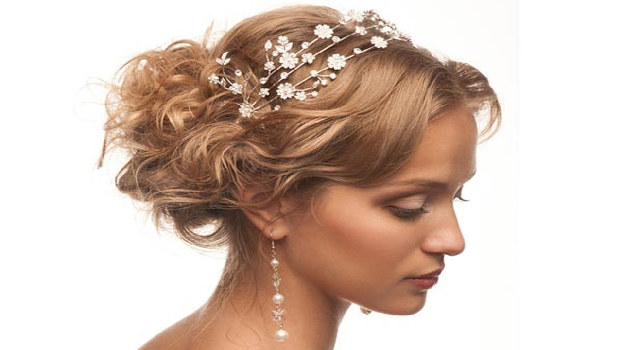 2018 Short Prom Hairstyles - YouTube