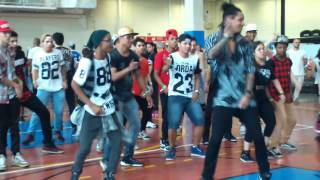 Les twins - Larry coreografia