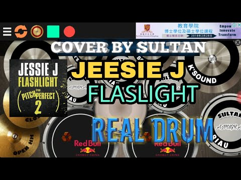 Cover by (sultan anugrah)   jessie flaslight  